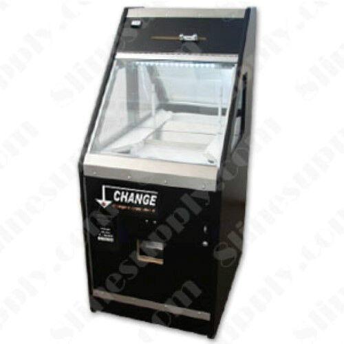 NEW Coin Pusher w// Bill Changer Skill Stop Token Quarter Slider Arcade Vending