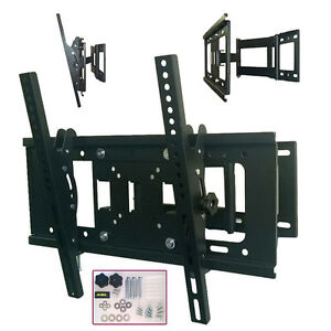 Sony-Bravia-LG-Samsung-LCD-LED-3D-TV-WALL-BRACKET-MOUNT-30-32-40-42-46-48-50-60