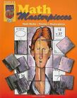 Math Masterpieces, Grades 3-5 by Gunter Schymkiw (Paperback / softback, 2006)
