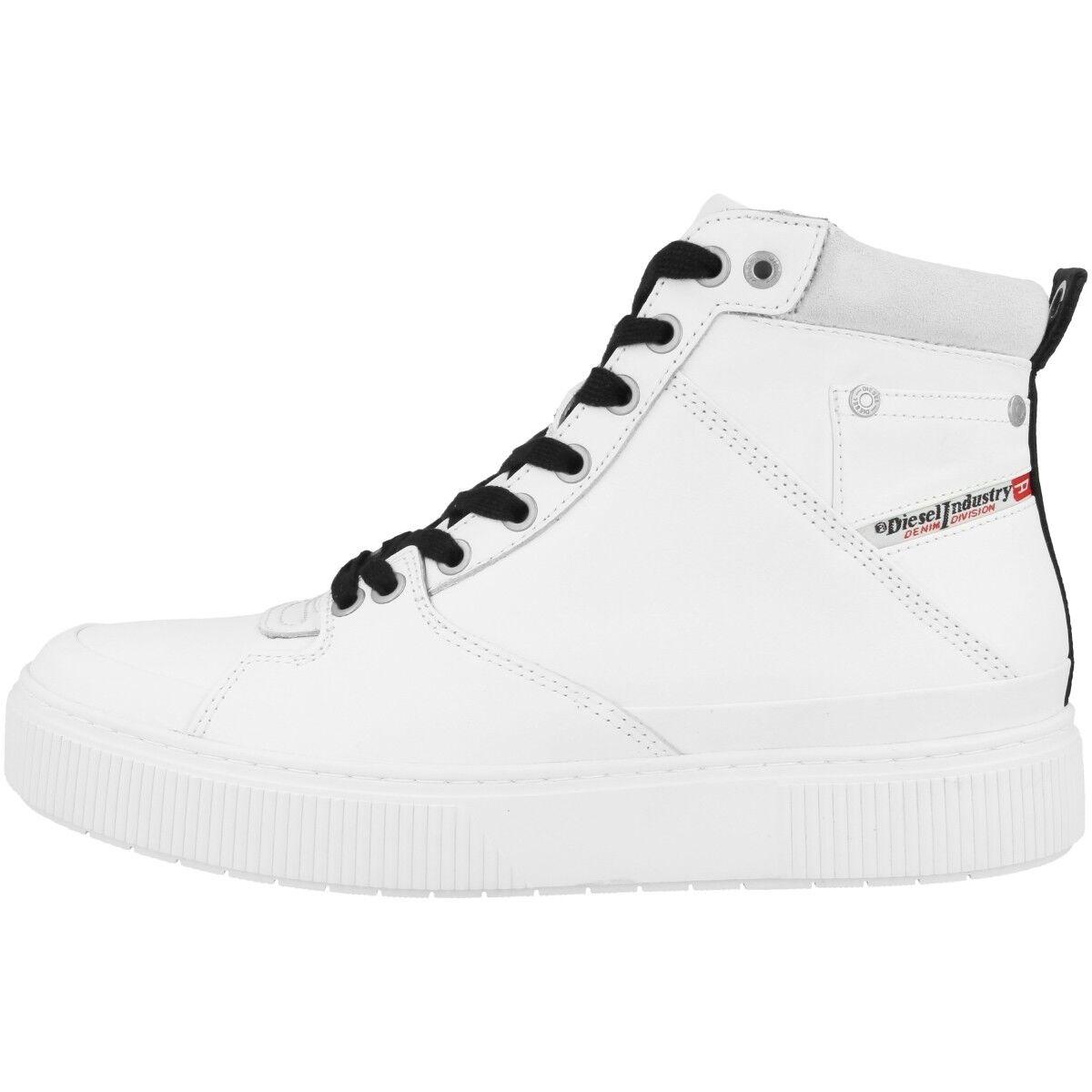 Diesel s-Danny mc shoes retro casual sneakers high top y01797-pr131-t1015