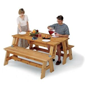 Picnic-Table-Bench-Combo-Plan-Media-gt-Woodworking-Plans-gt-Outdoor ...