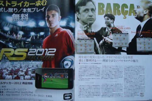 Programm footballista Spezial Ausgabe Klub Weltmeisterschaft 2011 FC Barcelona