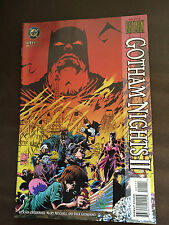 BATMAN GOTHAM KNIGHTS II #1 (MAR 1995) VFN+ - 1ST ISSUE!!