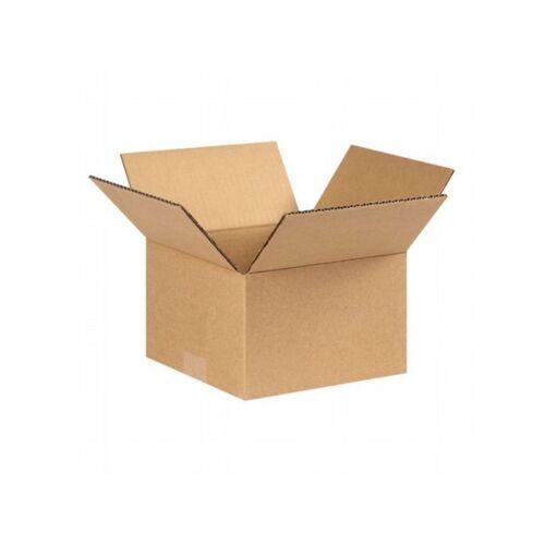 Box Packaging 8 Inch Corrugated Box Kraft 25//Bundle