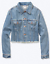 thumbnail 2 - Victoria-Secret-PINK-Denim-Jacket-Womens-XS-to-Large-New-Blue-Cropped-Length