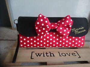 Sac pochette rigide Minnie Mouse Disney