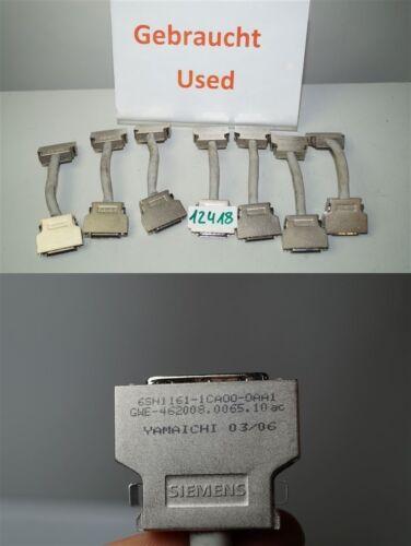 Siemens 6sn1161-1ca00-0aa1 Simodrive connessione TUBAZIONE 6sn11611ca000aa1