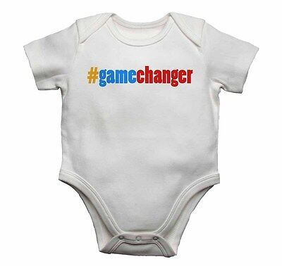 The Goddaughter New Personalised Long Sleeve Cotton Baby Vests for Boys Girls