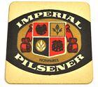 Imperial Pilsener Cerveza Cerveza Posavasos de cerveza Base Coaster Ee.Uu.