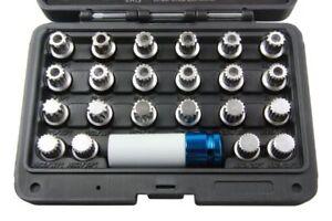 Felgenschloss Radschloss Radsicherung Werkzeug Schlüssel Knacker für VAG VW Audi