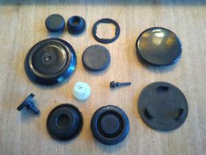 Genuine-Toyota-blanking-grommets-floor-plugs-hole-covers-escutcheon