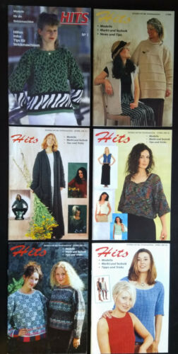 Magazine tricot Machines Hits-pour Brother et Empisal tricot Machines