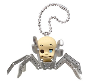B65 TAKARA TOMY Disney Pixar Toy Story B /& B Crane Mascot Clip Baby Face Figure
