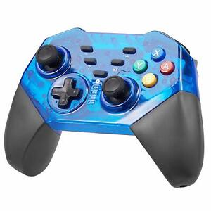 Details about Wireless Switch Pro Controller for Switch PC Windows Android  Device BLUE