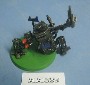 OOP Warhammer 40k Ork Killa Kan  Metal Ref MM329