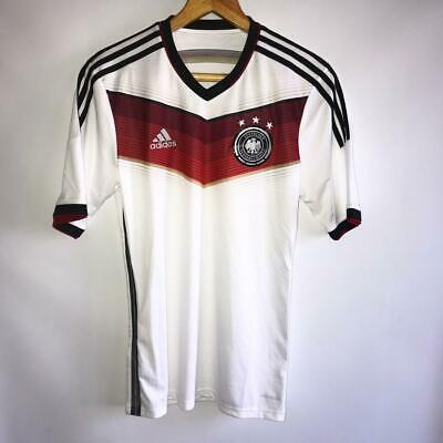 Fan Apparel & Souvenirs Able Rare Germany Home 2014/15 Original Football Shirt Jersey Tricko Adidas Size S Large Assortment
