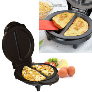 1000W-ELECTRIC-OMELETTE-MAKER-MAKING-MACHINE-NON-STICK-BREAKFAST-EGG-COOKING-PAN