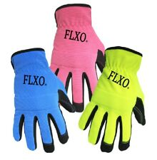 Boss 420l Kids Mechanic Style Work Gloves Assorted Color