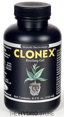 Clonex Rooting Compound Gel 15mL/ 100mL / 250mL / 1 Pint - cloning clone rooting