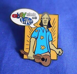 ebay-Live-2008-Chicago-Ukelele-Jones-Hero-Collecter-Lapel-Hat-Pin