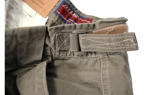 JET lag uomo Cargo Shorts Pantaloni Corti Lungo Bermuda Short 3//4 Estate 007b Denim