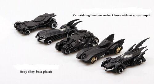 Set of 7 Batman Batmobile /& Truck Car Model Toy Vehicle Metal  Gift Kids