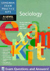 A-level Sociology by Steve Harris (Paperback, 1997)