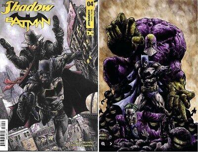 Shadow Batman #4 OneStopComicShop Variant 1:500 NM//MT Johnny Desjardins Art DC