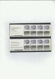 Nederland-gebruikt-Postzegelboekje-27A-27B-KOOPJE