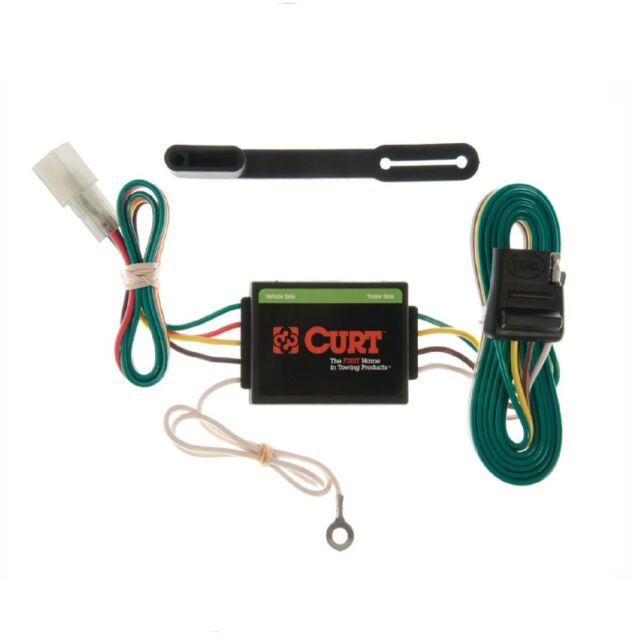 Curt 55372 Custom Wiring Connector For Suzuki Sidekick
