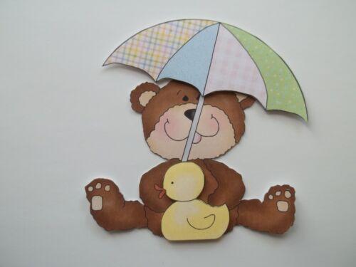 3D-U Pick BA12 Boy Girl Baby Shower Gift Box  Scrapbook Card Embellishment