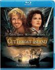 Cutthroat Island 0012236104339 With Matthew Modine Blu-ray Region a