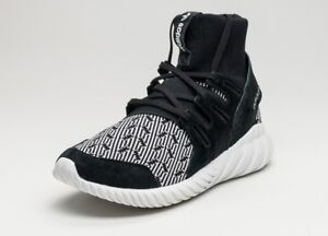87917002d5ae Image is loading ADIDAS-TUBULAR-DOOM-PK-PRIMEKNIT-CORE-BLACK-VINTAGE-