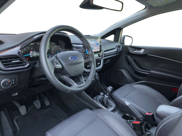 Ford Fiesta 1,0 EcoBoost Vignale billede 8