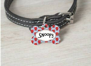 Pet-ID-Tag-Snoopy-Personalized-Custom-Double-Sided-Pet-Tag-name-amp-number