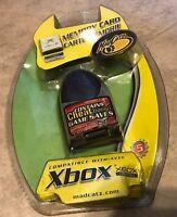 Original Xbox Memory Card Sealed W/ Cheat Game Saves Madcatz Gameshark