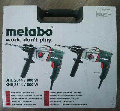 Metabo Kombihammer KHE 2644