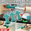 3-in-1-Silicone-Caulking-Finisher-Sealant-Nozzle-Spatula-Filler-Spreader-Tool thumbnail 2