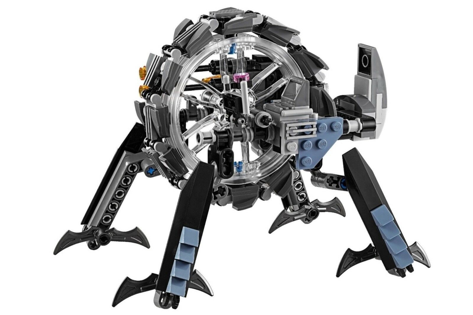 Star Wars Lego GENERAL GRIEVOUS WHEEL BIKE from set 75040 NO MINIFIGURES OR BOX