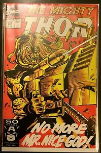 Thor-Vol-1-435-VF-1st-Print-Marvel-Comics