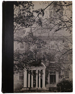 University-Of-North-Carolina-CHAPEL-HILL-1966-Yearbook-UNC-Yackety-Yack
