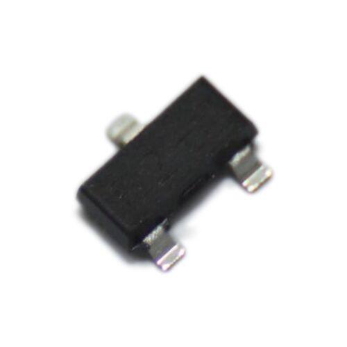 10x bsh111bkr transistor n-MOSFET de ser unipolar 55v 0,13a 364mw sot23 Nexperia