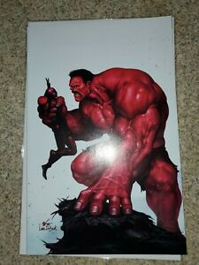 Immortal Hulk #17 18 Inhyuk Lee variant cover Marvel 2019 NM 9.4
