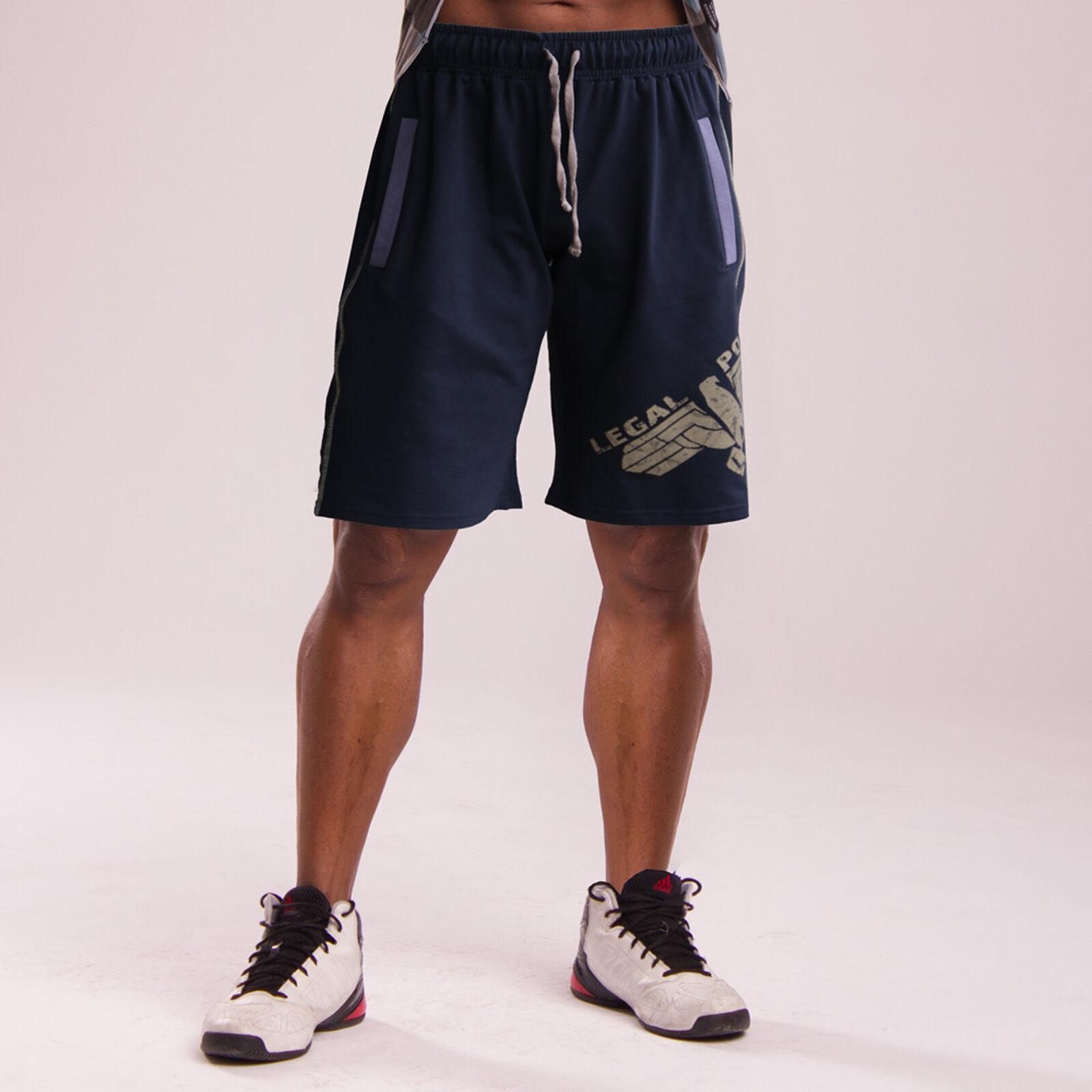 LP Limits   Legal Power Shorts Eagle - Classic - Cotton Polyester Spandex