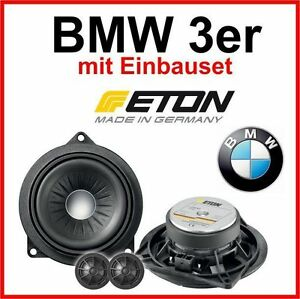 bmw 3er e90 e92 e93 lautsprecher eton b100t 2005 2011. Black Bedroom Furniture Sets. Home Design Ideas