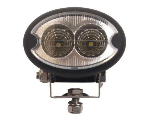 OVAL 12-48V LED WORK LIGHT