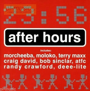 AFTER-HOURS-MORCHEEBA-MOLOKO-sealed-CD