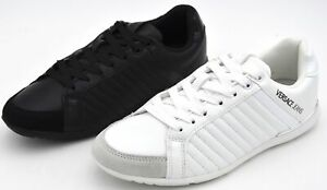 VERSACE JEANS HOMME CHAUSSURE SPORTIF SNEAKER BASKETS CASUAL ART. E0YTBSB5