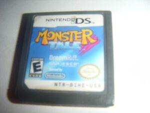 Monster-Tale-Nintendo-DS-Lite-Dsi-xl-2ds-3ds-xl