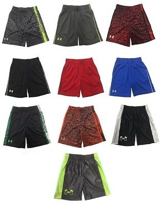 New Under Armour Little Boys Digi-Boost Shorts MSRP $22.00 Choose Size